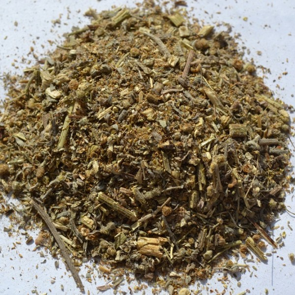 Полынь горькая, трава